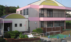 ナーシングホーム 横浜ゆうふくの郷の外観